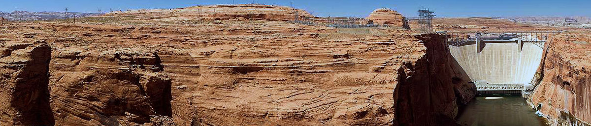 Barrage de Glen Canyon